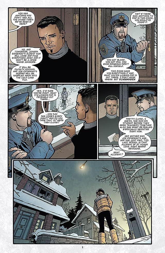 Locke & Key: Keys To the Kingdom #6 (of 6)