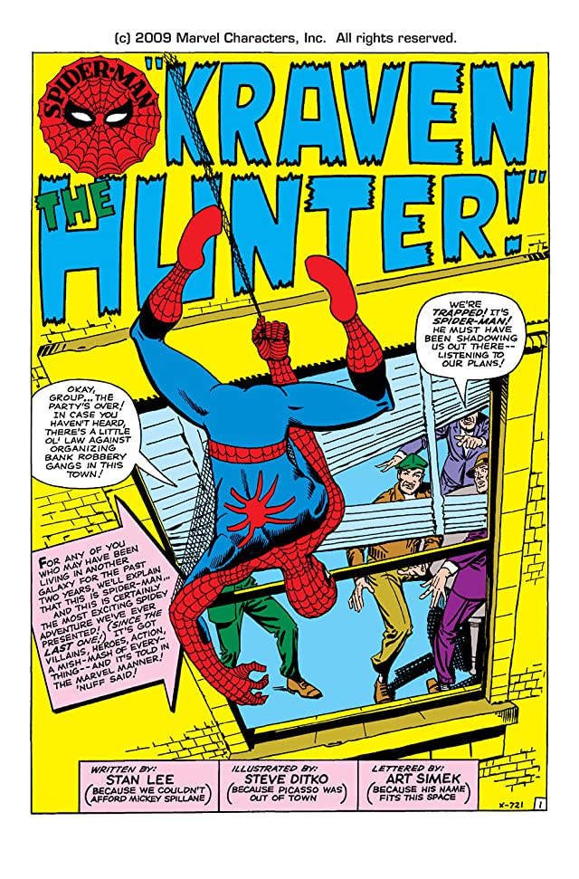 click for super-sized previews of Amazing Spider-Man (1963-1998) #15