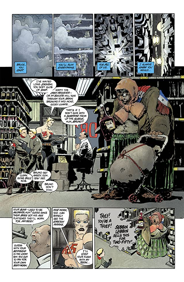click for super-sized previews of Batman: The Dark Knight Returns #3