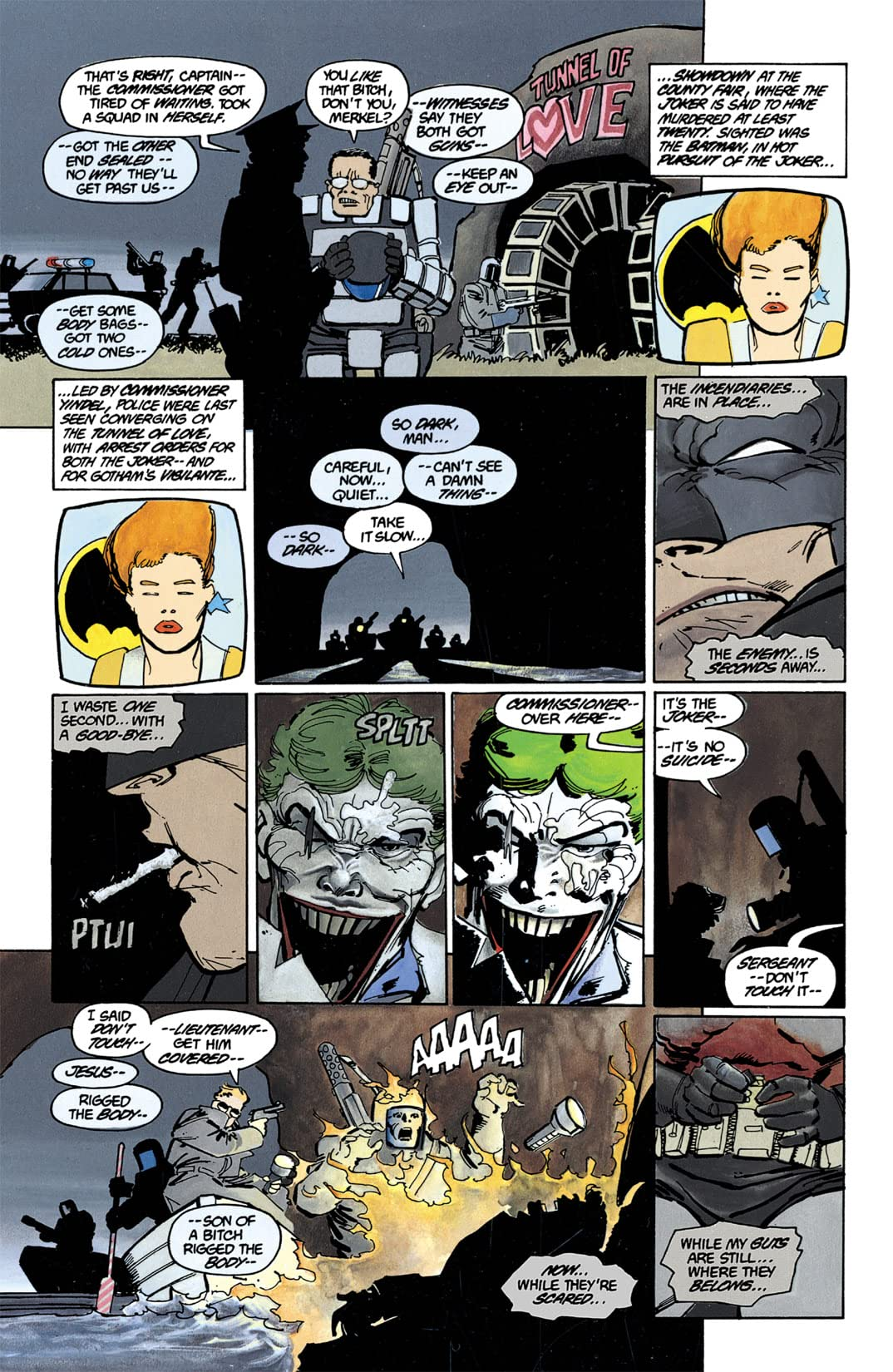 Batman: The Dark Knight Returns #4