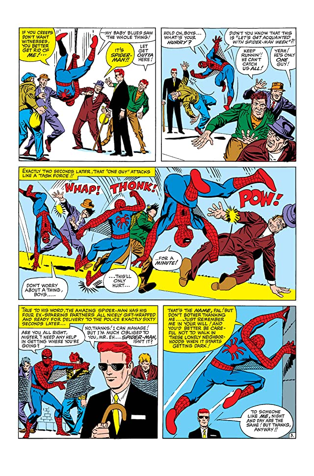 click for super-sized previews of Amazing Spider-Man (1963-1998) #16