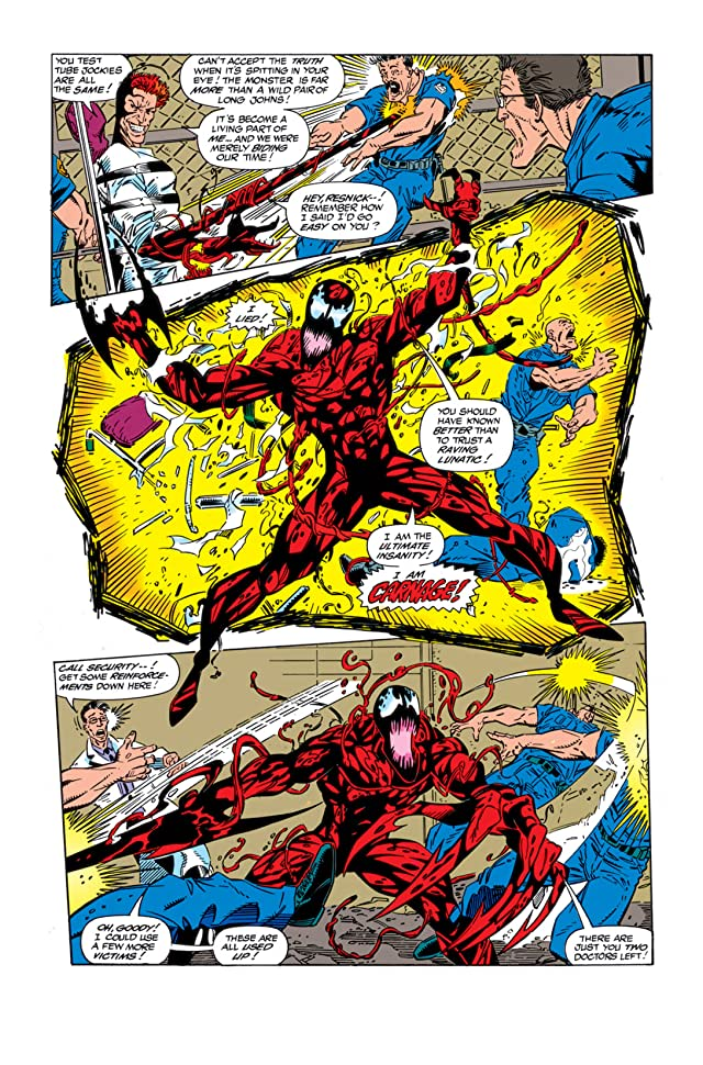 click for super-sized previews of Spider-Man Unlimited (1993) #1