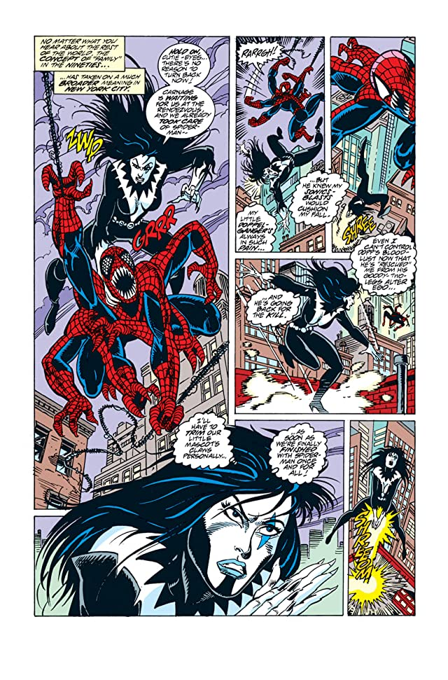 click for super-sized previews of Web of Spider-Man (1985-1995) #101