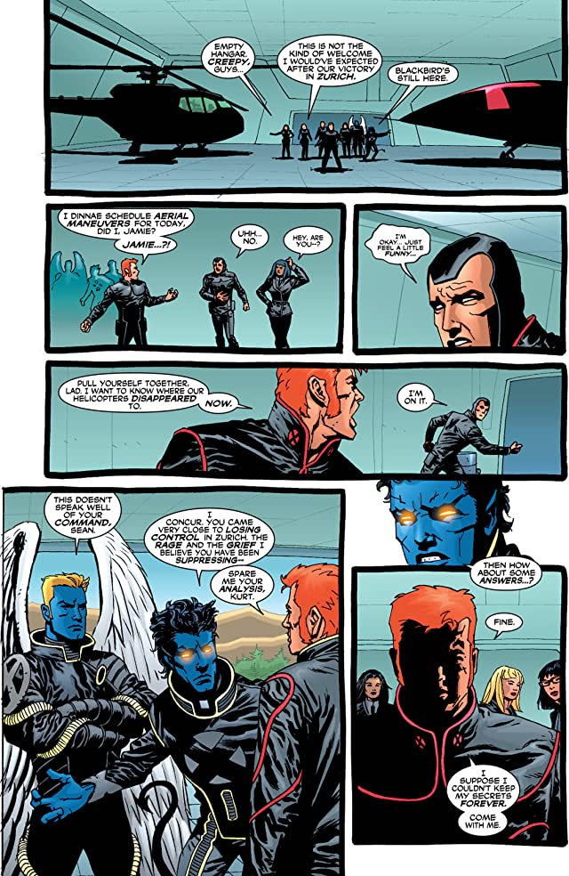 click for super-sized previews of Uncanny X-Men (1963-2011) #405
