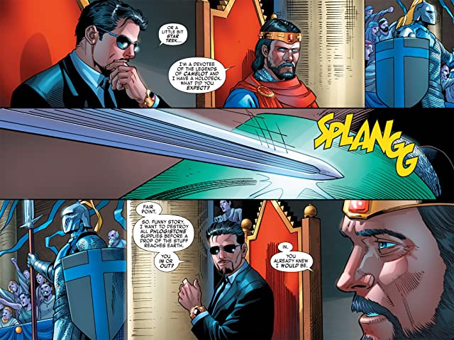 Iron Man: Fatal Frontier Infinite Comic #8