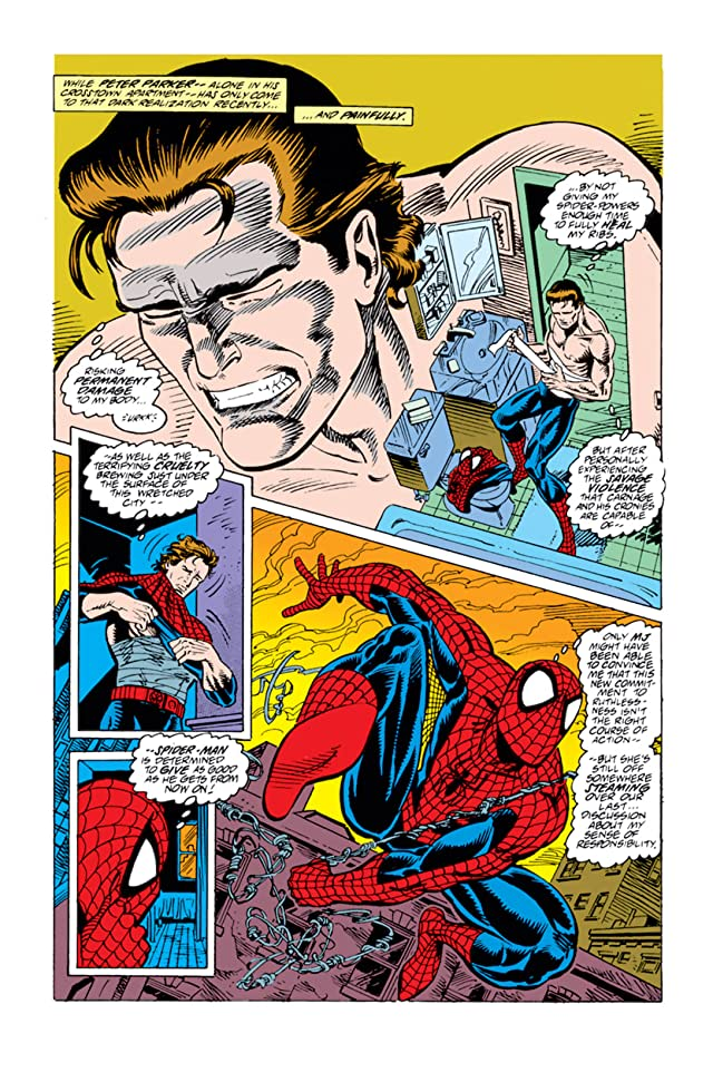 click for super-sized previews of Web of Spider-Man (1985-1995) #102