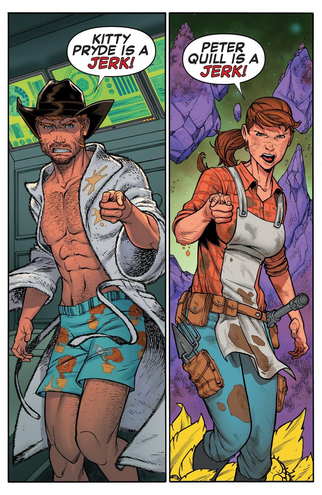 Star-Lord (2015-2016) #6