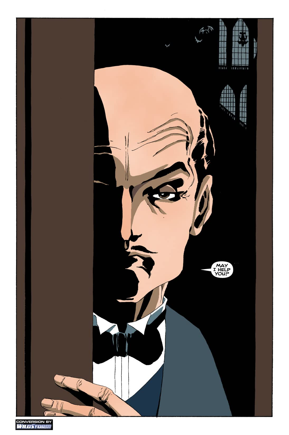 Batman: The Long Halloween #5
