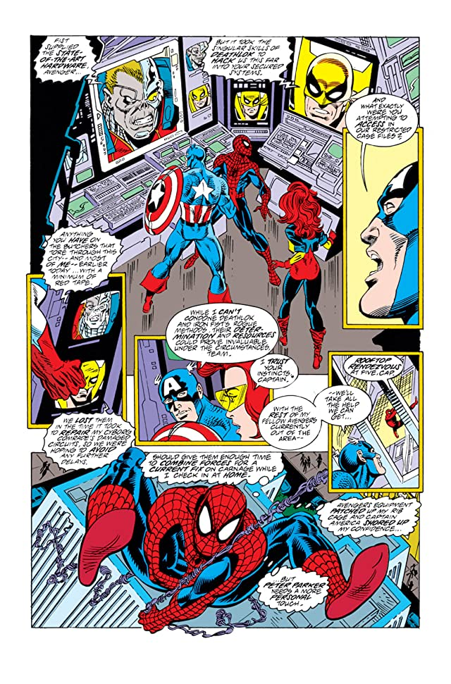 click for super-sized previews of Web of Spider-Man (1985-1995) #103