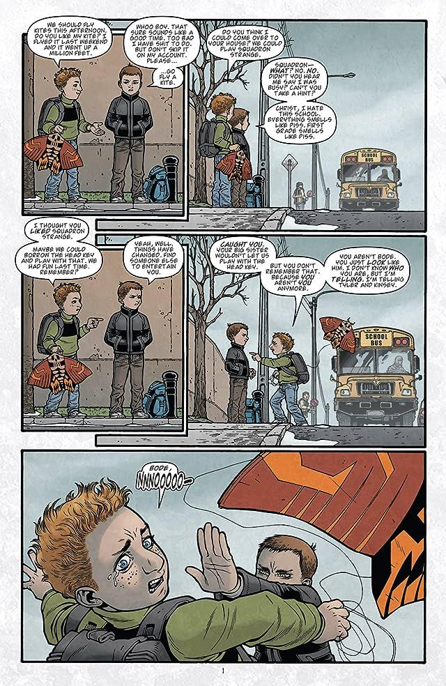 Locke & Key: Clockworks #2 (of 6)