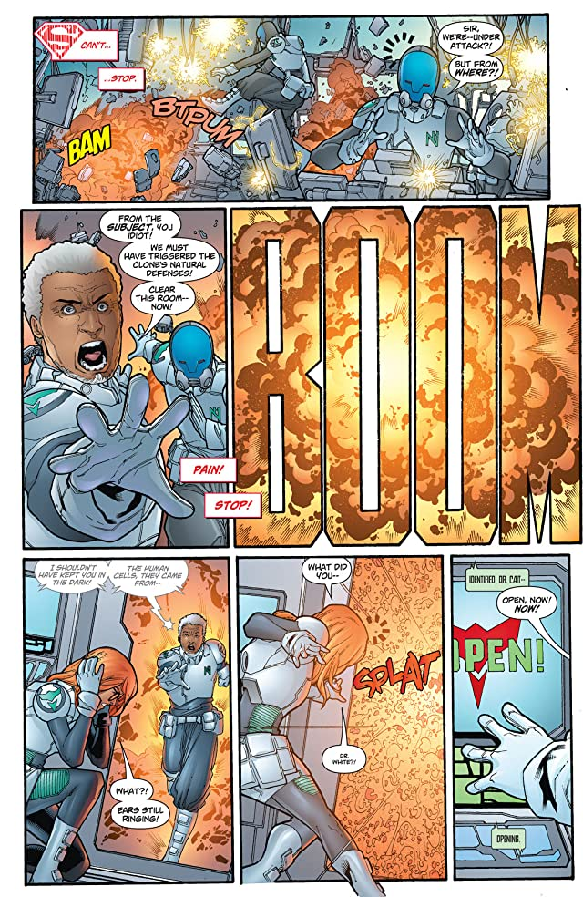 click for super-sized previews of Superboy (2011-2014) Vol. 1: Incubation