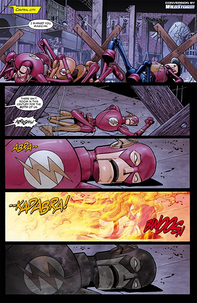 The Flash: Rebirth #3 (of 6)