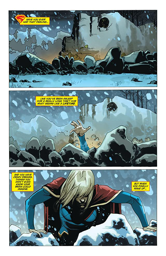 click for super-sized previews of Supergirl (2011-2015) Vol. 1: Last Daughter of Krypton