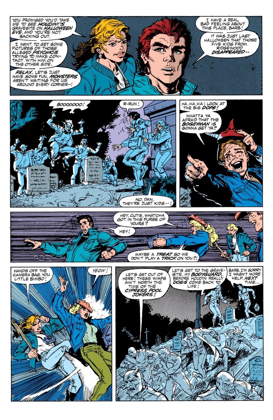 Ghost Rider (1990-1998) #1