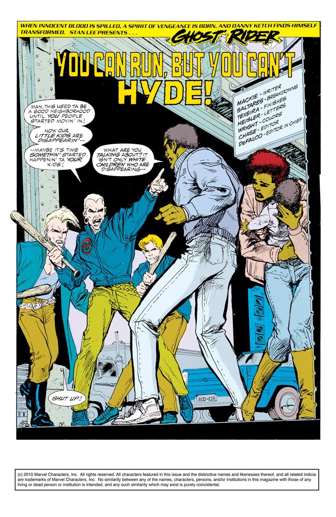 Ghost Rider (1990-1998) #4