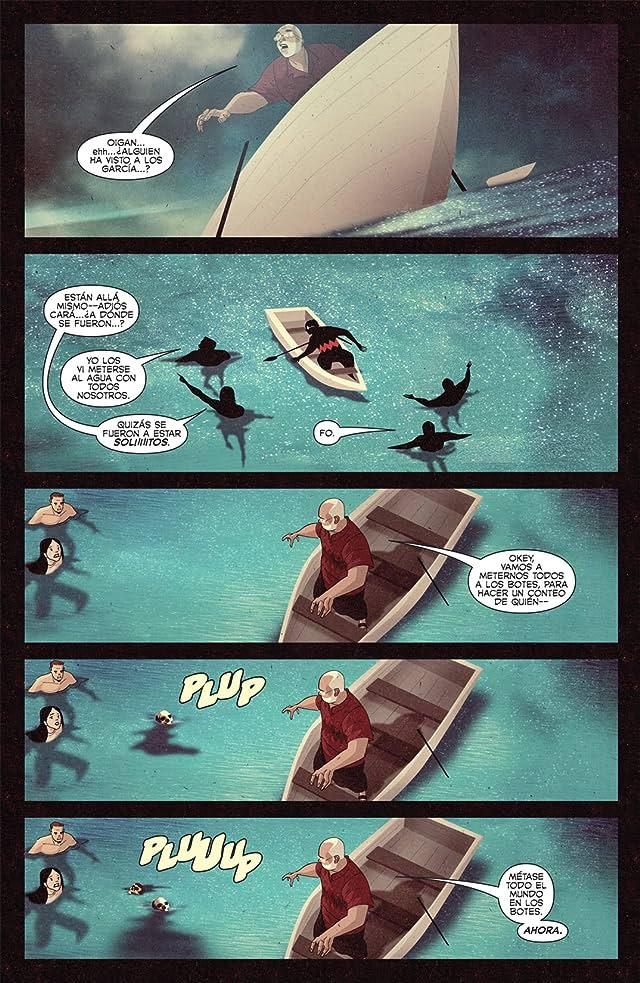 Spider-Man Y La Antorcha Humana En...Bahia De Los Muertos! #1