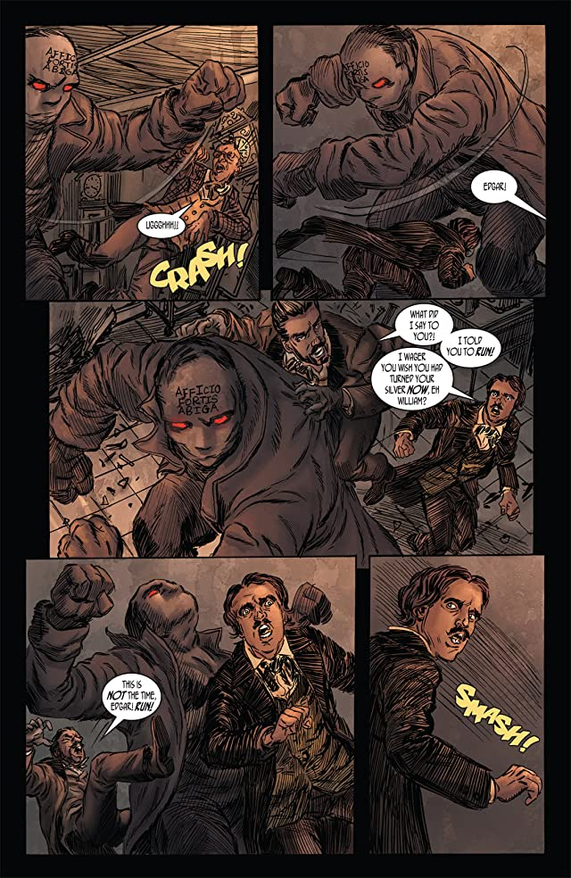 click for super-sized previews of Poe #2