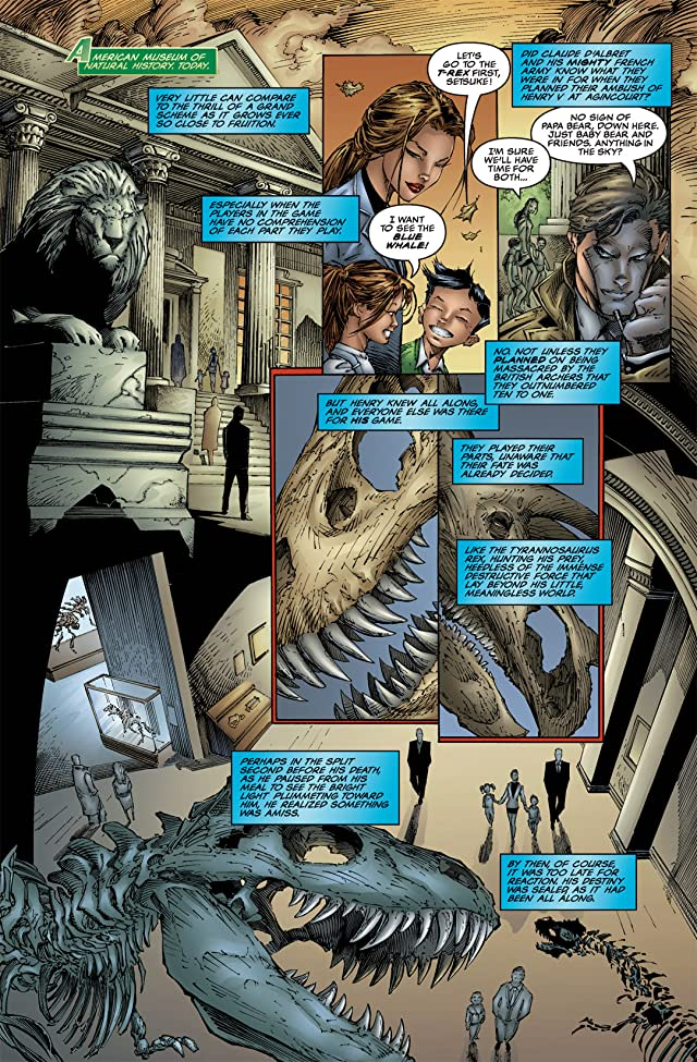 click for super-sized previews of The Darkness #10
