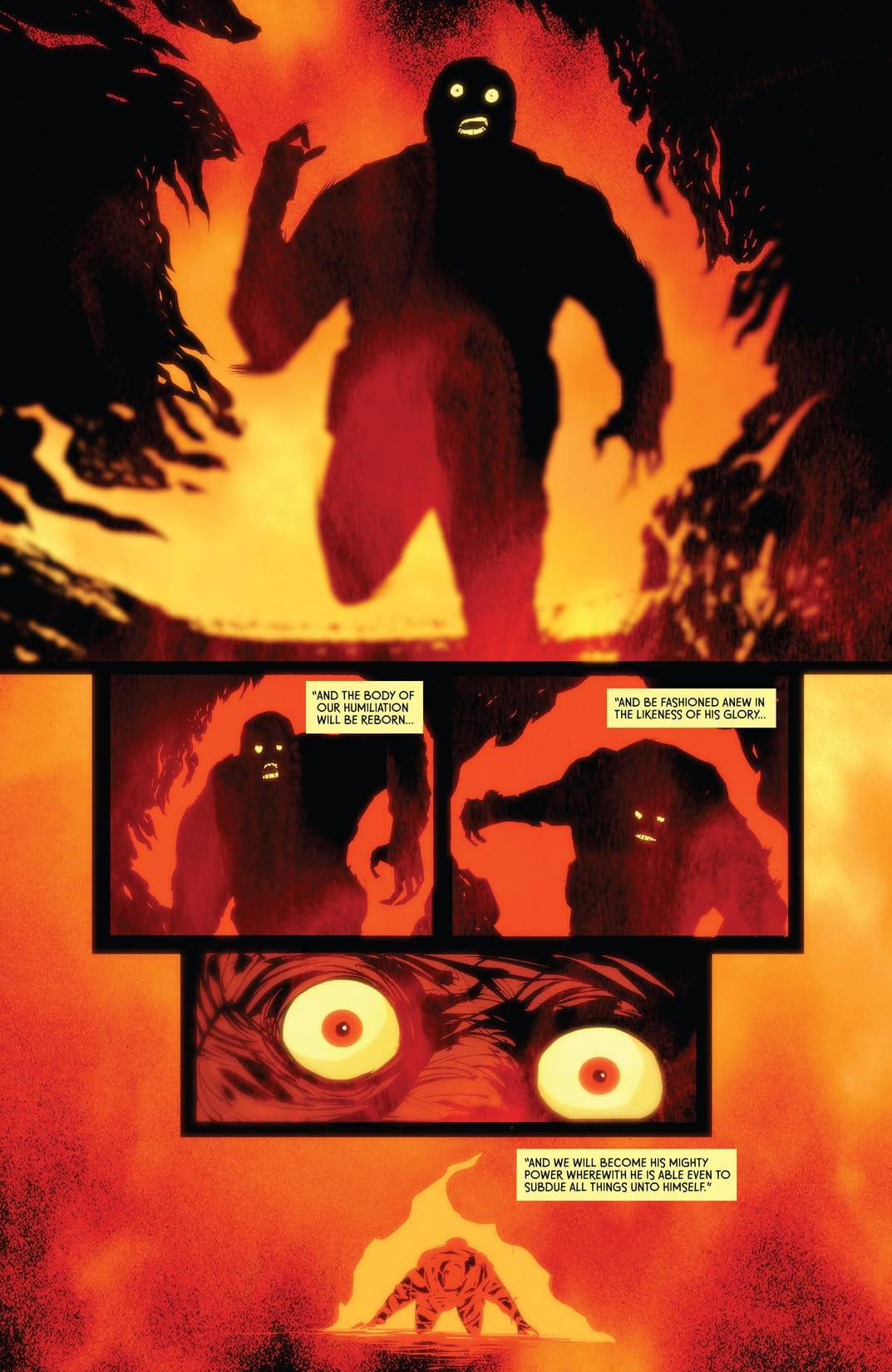 American Monster #3