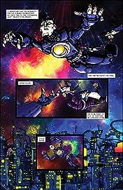 Deep Space Tragedy #1