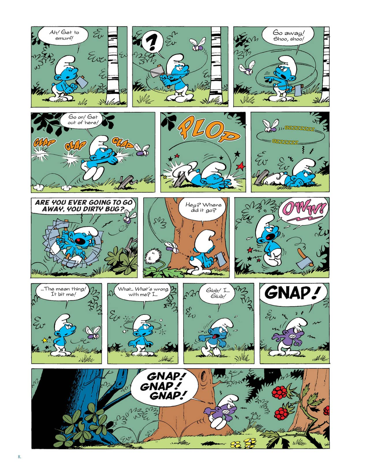 The Smurfs Anthology Vol. 1
