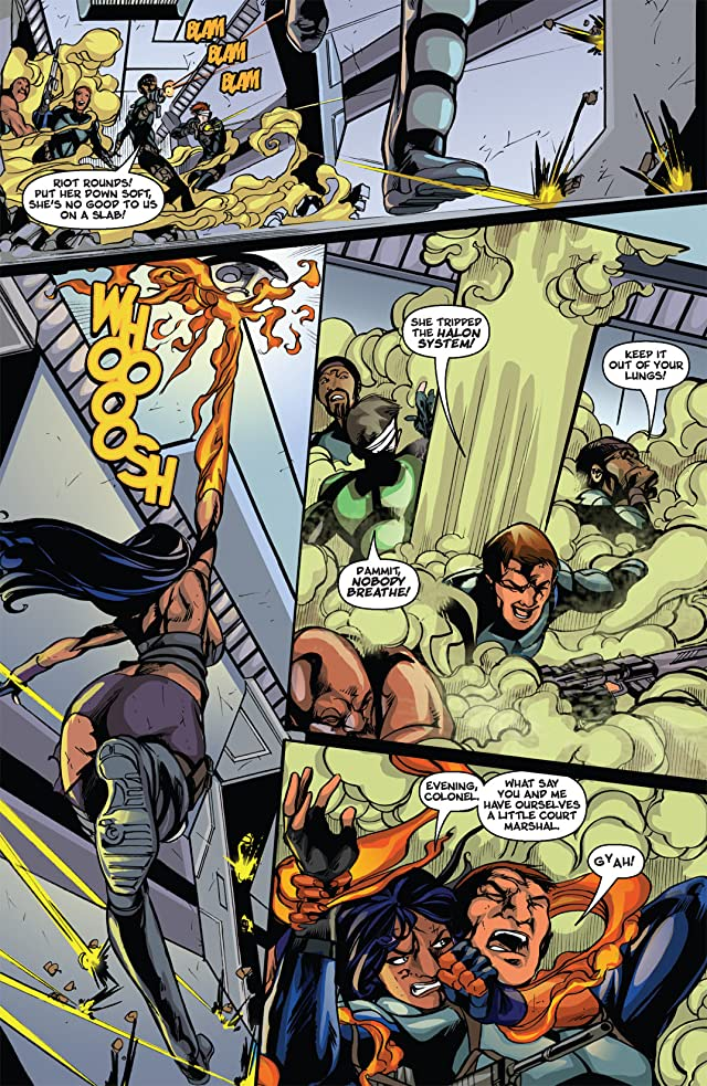 click for super-sized previews of Descendant #3