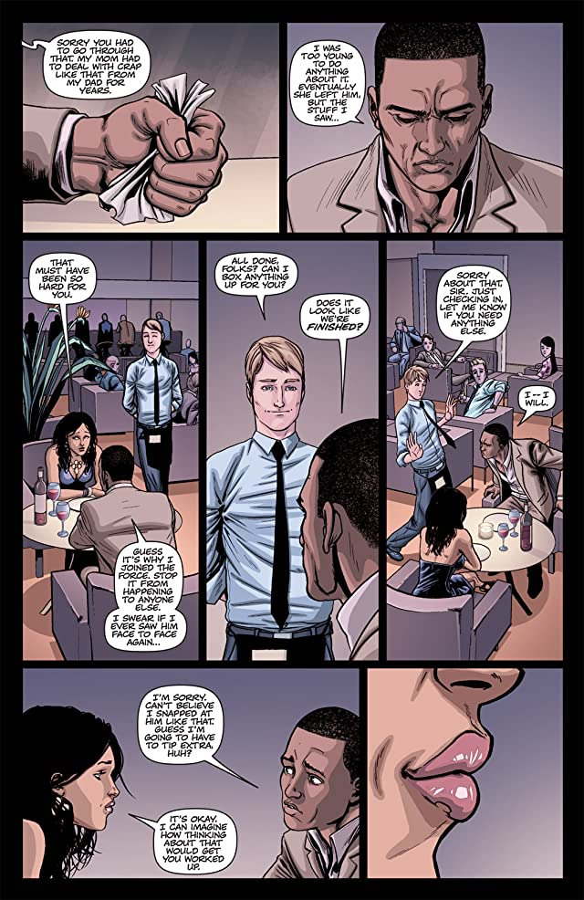 click for super-sized previews of Pilot Season: The Asset #1