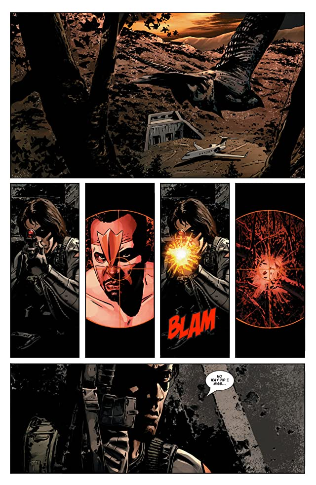 click for super-sized previews of Captain America (2004-2011) #14