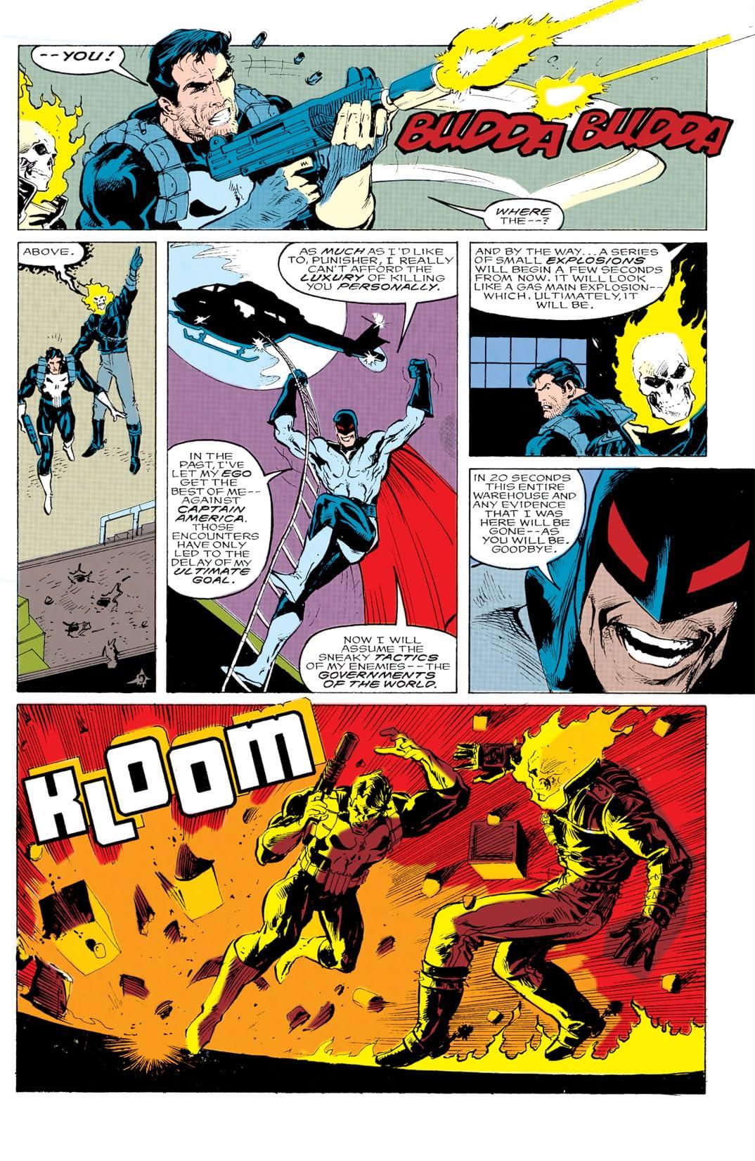 Ghost Rider (1990-1998) #6