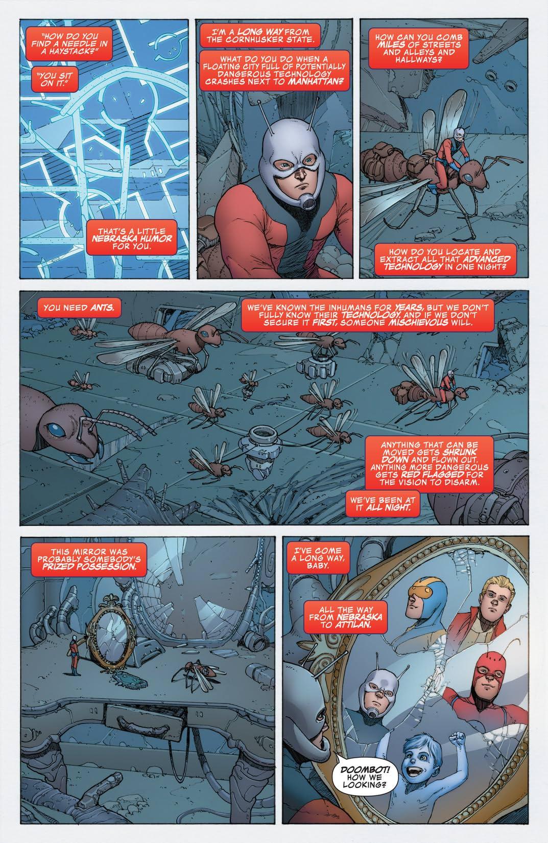 Avengers A.I. (2013-) #7.INH