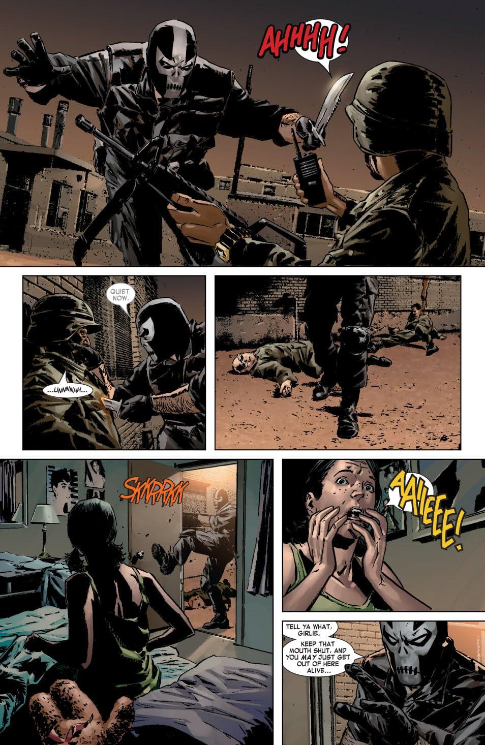 Captain America (2004-2011) #9