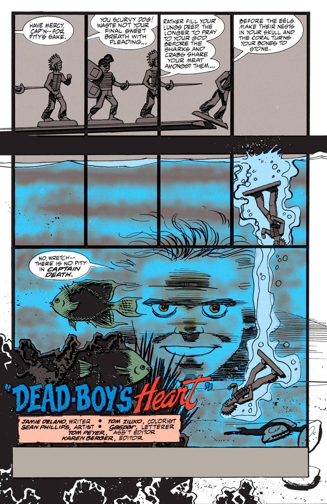 Hellblazer #35
