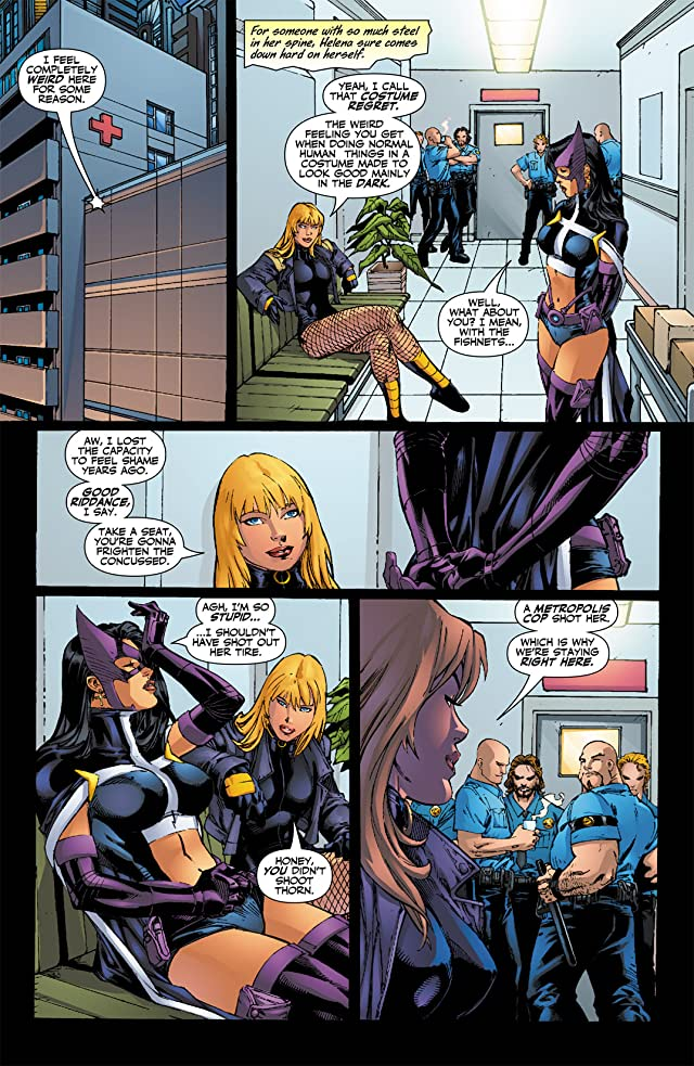 Birds of Prey (1999-2009) #80