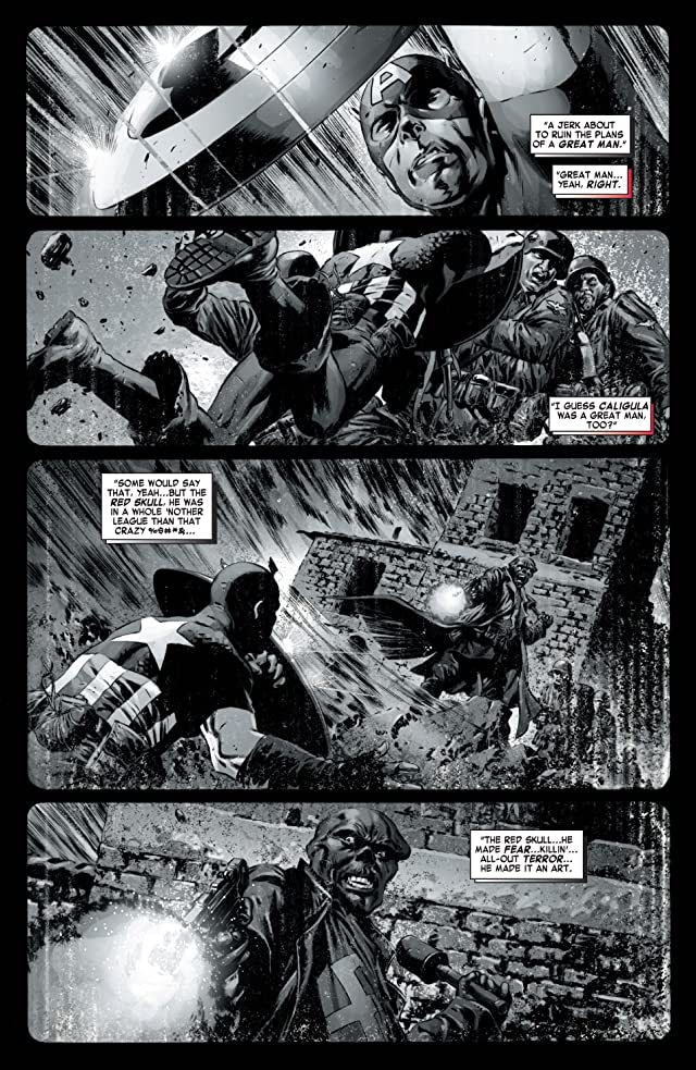 click for super-sized previews of Captain America (2004-2011) #15