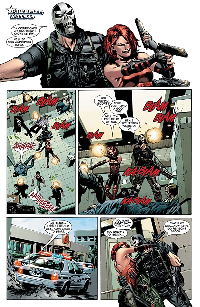 click for super-sized previews of Captain America (2004-2011) #16