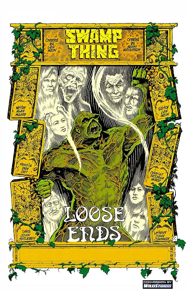 Swamp Thing (1982-1996) #20