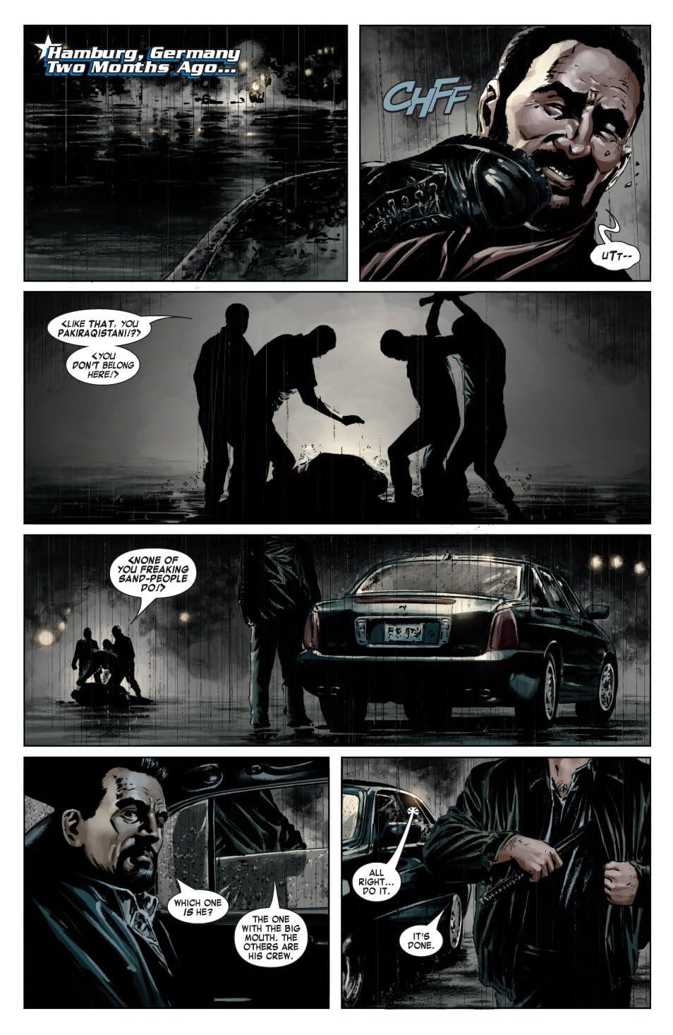 Captain America (2004-2011) #18