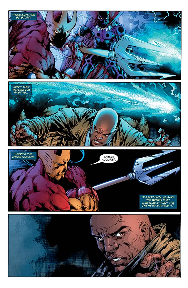 click for super-sized previews of Justice League of America (2006-2011) #3