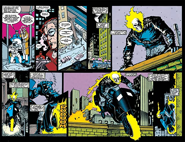 click for super-sized previews of Ghost Rider (1990-1998) #10