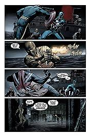 Captain America (2004-2011) #19
