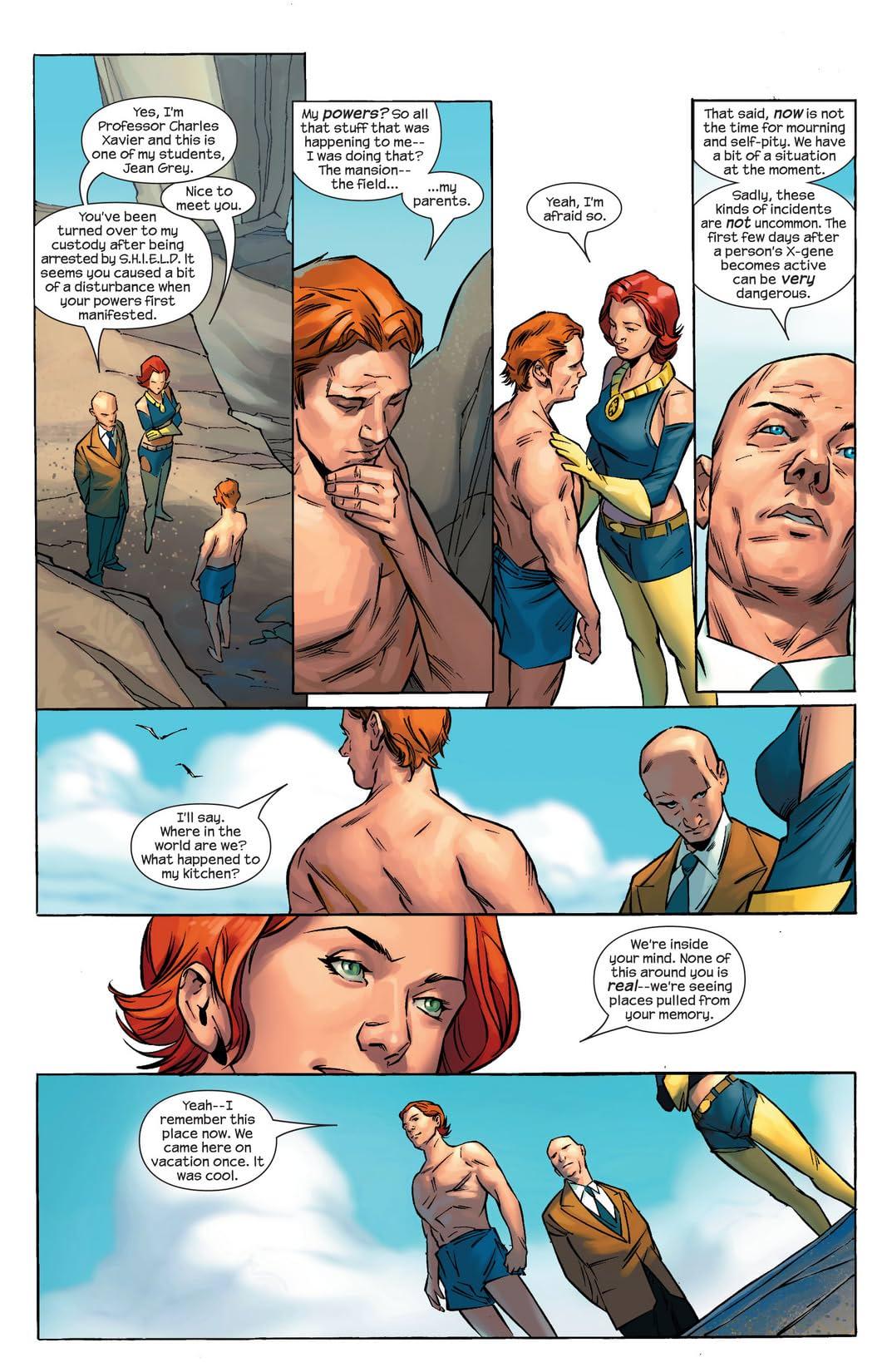 Ultimate X-Men #69
