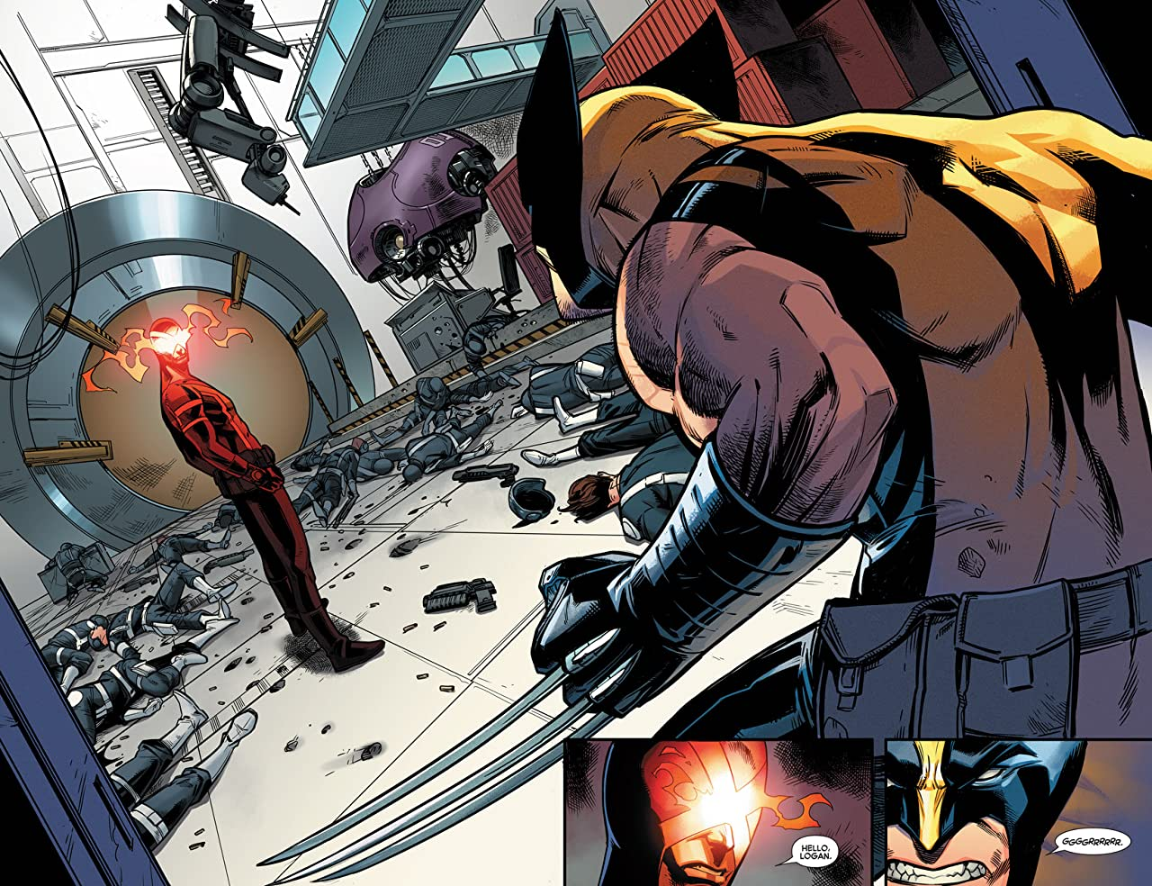 Wolverine and the X-Men #39