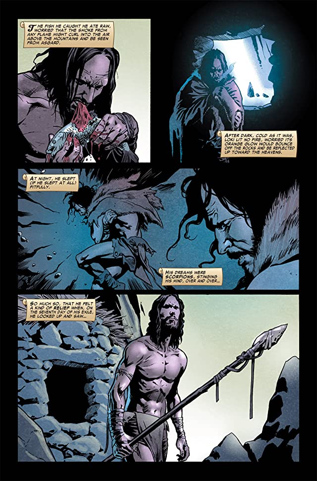 click for super-sized previews of Loki (2010-2011) #1