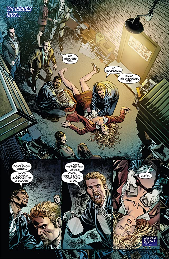 click for super-sized previews of Valkyrie #1