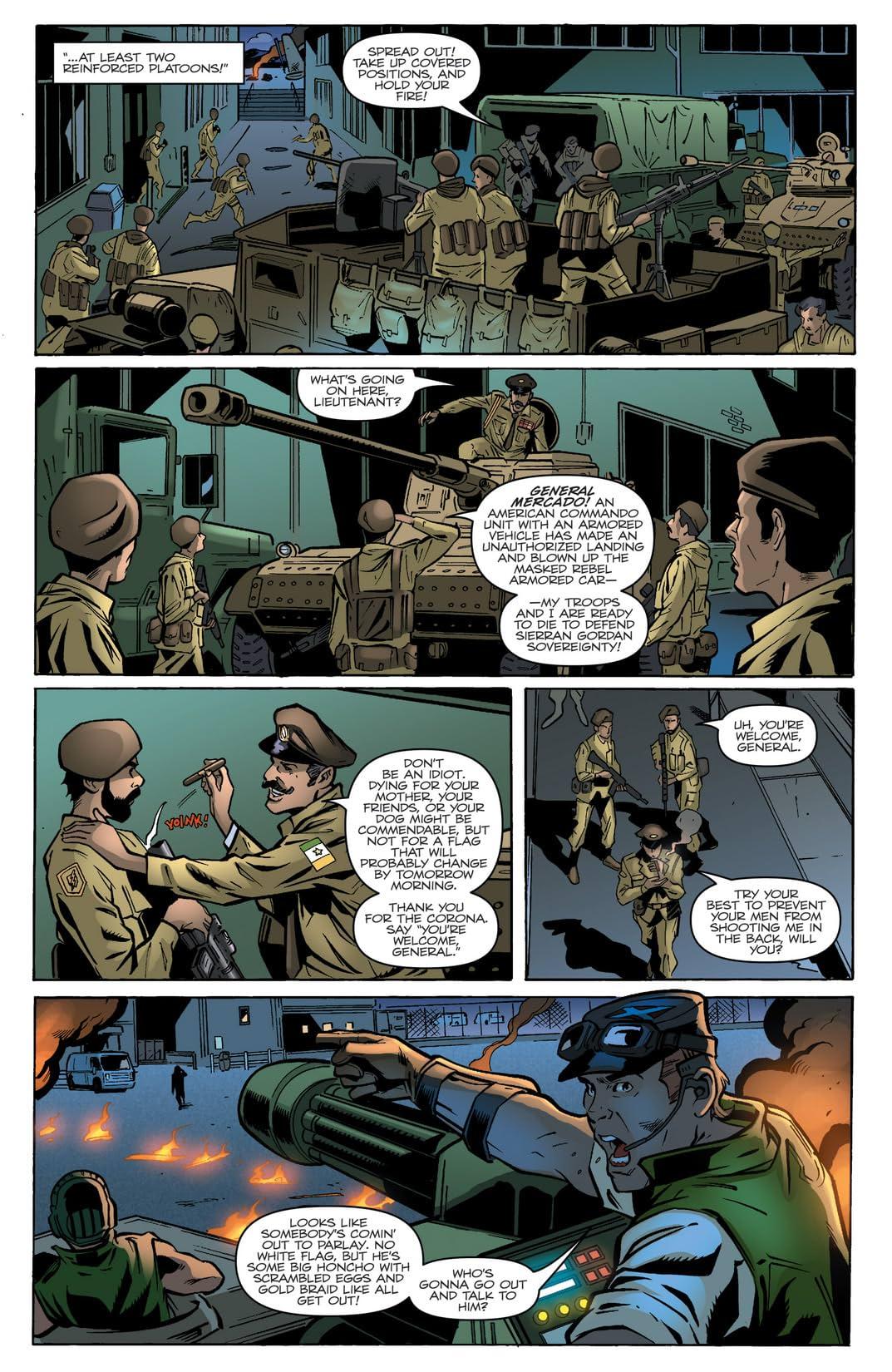 G.I. Joe: A Real American Hero #197