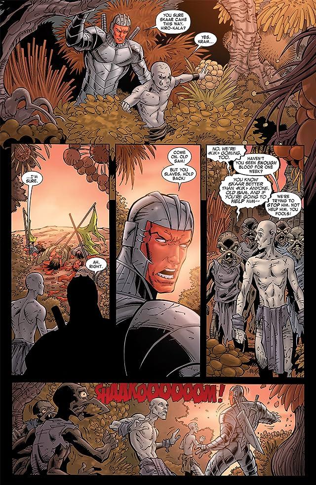 Skaar: Son of Hulk #9