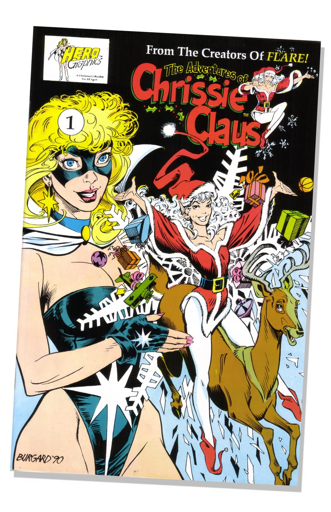 The Adventures of Chrissie Claus Graphic Novel Collection Vol. 1
