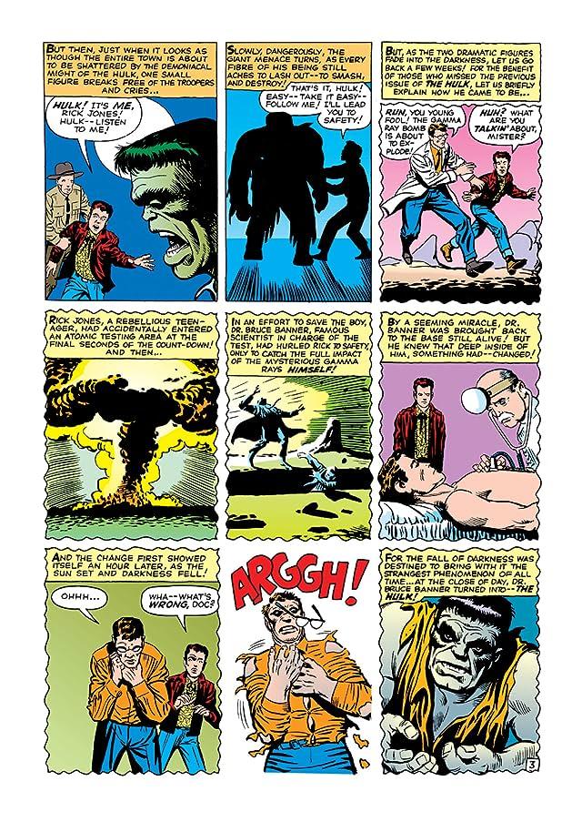 Incredible Hulk (1962-1999) #2