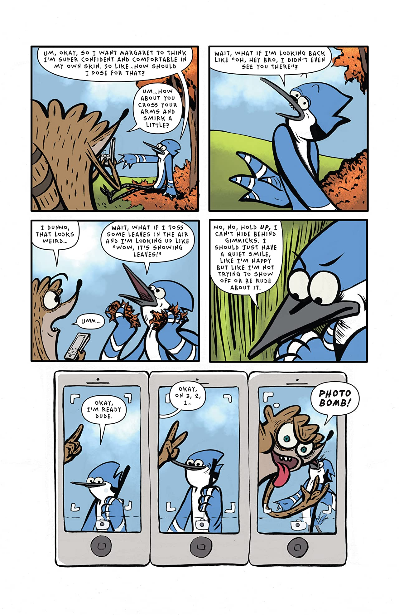 Regular Show #7