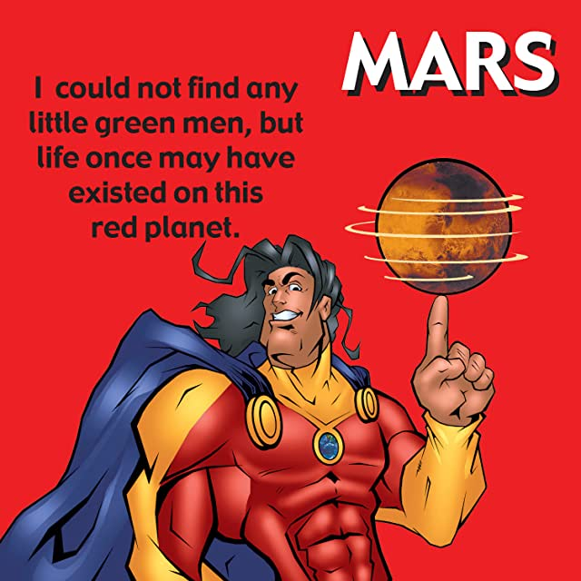Atlas in The Supreme Code of Superheroes Guide to the Planets